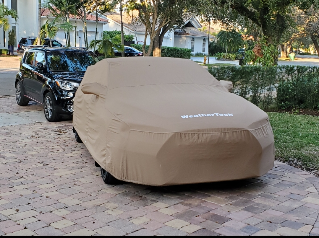 Compatible with Hyundai Veloster//Veloster N Car Cover Special Full Exterior Cover Breathable in//Outdoor Waterproof//Windproof//Dustproof//Scratch Resistant Thick Car Cloth for All Weather